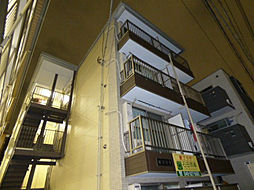 埼玉県蕨市南町1丁目の賃貸マンションの外観