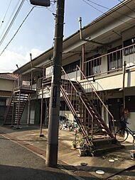 江美住宅[1階号室]の外観