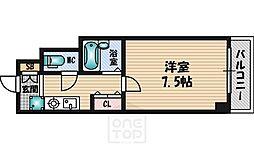 ピュアフォレスト[3階]の間取り