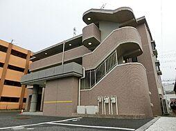 愛知県あま市甚目寺市場の賃貸マンションの外観
