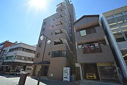 STUDIO SHIROGANE[5階]の外観