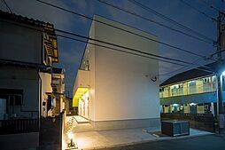 福岡県福岡市東区松香台1丁目の賃貸アパートの外観