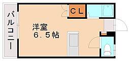 セリュー21[2階]の間取り