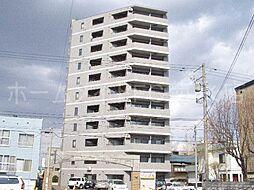 パークヒルズ東札幌[1階]の外観