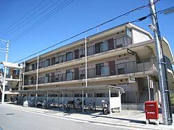 グリーンコート加古川2番館[204号室]の外観