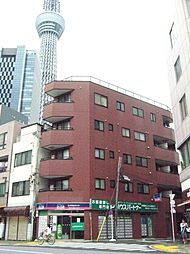 あすかマンション[302号室]の外観