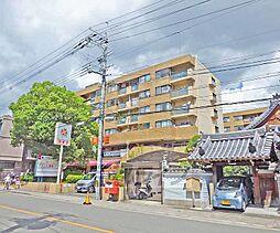 京都府京都市上京区新白水丸町の賃貸マンションの外観