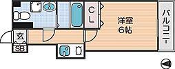 花園町駅 4.4万円