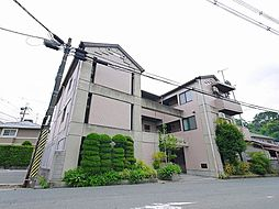 奈良県生駒市東菜畑2丁目の賃貸マンションの外観