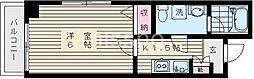 7297−N−5210[304号室]の間取り