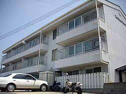 タチバナマンション[3階]の外観