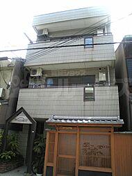 京都府京都市中京区三坊猪熊町南組の賃貸マンションの外観