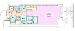 赤坂レジデンス壱番館[8階]の間取り