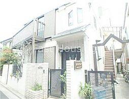 東京都杉並区高円寺南1の賃貸アパートの外観
