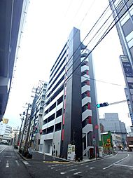 大阪府堺市堺区南瓦町の賃貸マンションの外観