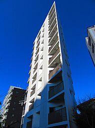 東京都北区豊島1丁目の賃貸マンションの外観