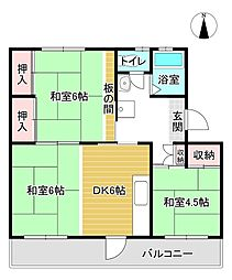 山田池住宅 9号棟