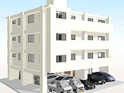 バス 沖縄国際大学入口下車 徒歩4分の賃貸アパート