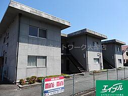 滋賀県大津市唐崎1丁目の賃貸マンションの外観