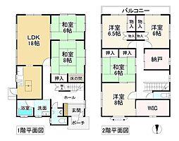 近鉄新庄駅 2,180万円