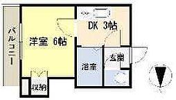 横須賀車庫前 1.3万円