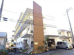 神奈川県横浜市港南区日野4丁目の賃貸マンションの外観
