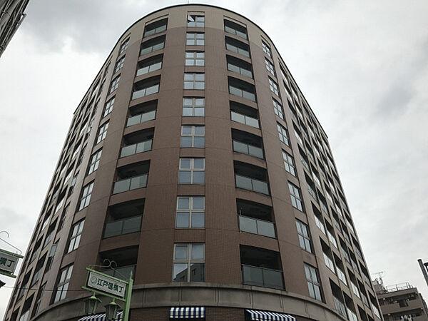 ラウンドタワーオペリア[8階]の外観
