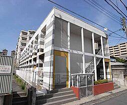 京都府京都市伏見区片原町の賃貸アパートの外観