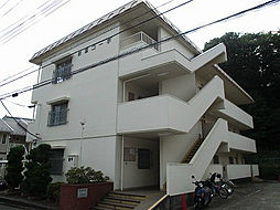秋葉コーポ[1階]の外観