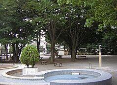 公園上北沢公園まで1105m
