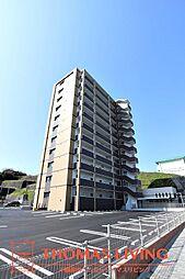 福岡県北九州市八幡西区西折尾町の賃貸マンションの外観