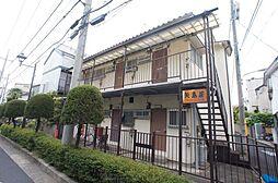 矢島荘[A号室]の外観