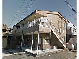 井ヶ谷町1K共同住宅[202号室]の外観