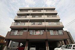 広島県福山市新涯町5丁目の賃貸マンションの外観