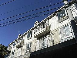 ミヤマハイツ菊名[2階]の外観