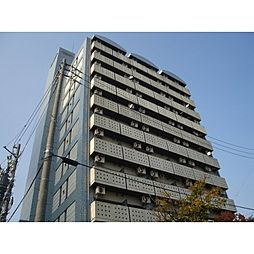 愛知県安城市三河安城南町1丁目の賃貸マンションの外観