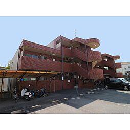 奈良県奈良市西大寺野神町1丁目の賃貸マンションの外観