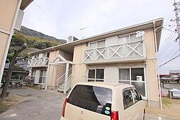 コーポ平井 B棟[1階]の外観