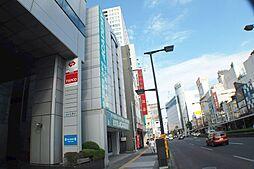 栃木県宇都宮市馬場通り1丁目の賃貸マンションの外観