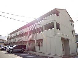ローゼスポート港町 B棟[1階]の外観