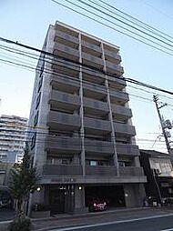 広島県福山市笠岡町の賃貸マンションの外観