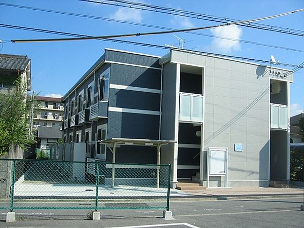 レオネクストビーシェル 1階の賃貸【奈良県 / 奈良市】
