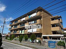 愛知県愛知郡東郷町白鳥2丁目の賃貸マンションの外観