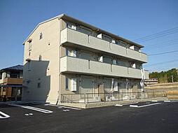 コートフォレスタA[1階]の外観