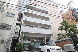 広島県広島市中区小網町の賃貸マンションの外観