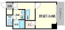 (仮称)守口市松町マンション[6階]の間取り