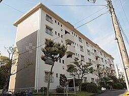 箕面粟生第二住宅2棟[3階]の外観
