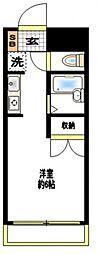 ファースト[3階]の間取り