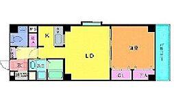 ガーディアンライフ[4階]の間取り