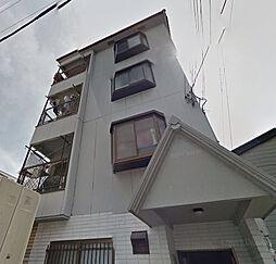 大阪府大阪市生野区中川西2丁目の賃貸マンションの外観